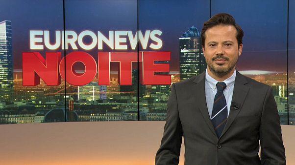 Euronews Noite | As notícias do Mundo de 14 de junho de 2019