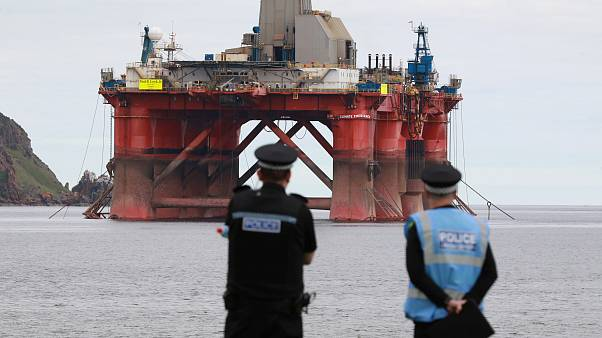 'Climate of urgency': Tensions rising amid Greenpeace's BP protests