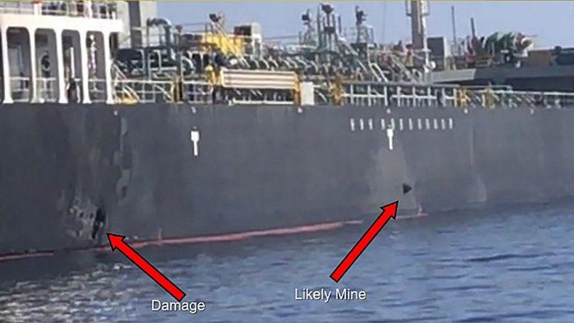 أ ف ب/ البحرية الأميركية