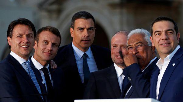 EU: mediterrán blokk alakul