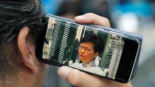 Hong Kong suspende debate da lei da extradição
