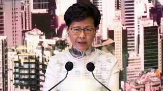 Гонконг отложил рассмотрение закона об экстрадиции в Китай