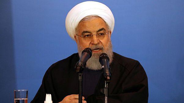 حسن روحانی: ایران نمیتواند بهصورت یک طرفه به برجام متعهد باقی بماند