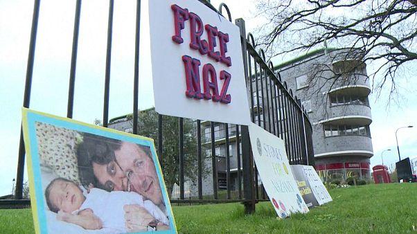 Nueva huelga de hambre de Nazanin Zaghari-Ratcliffe