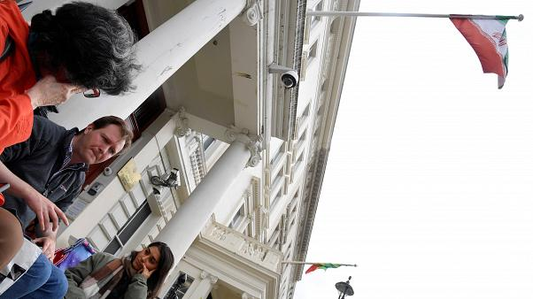Marido de Nazanin Ratcliffe junta-se à greve de fome