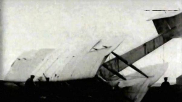 100 anni fa la prima trasvolata dell'Atlantico, senza scalo