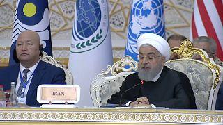 Saudi Arabia demands action on energy security as Iran denies gulf ship attacks