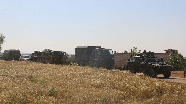 TSK'nın İdlib bölgesindeki gözlem noktasına saldırı düzenlendi