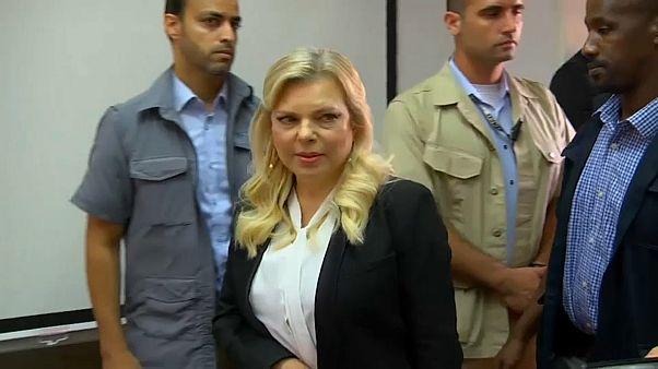 Sara Netanjahu verurteilt: 14.000 Euro wegen Luxusessen