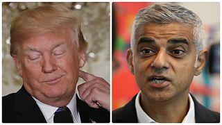 سه حمله مرگبار در لندن؛ ترامپ در توئیتی صادق خان را یک فاجعه خواند