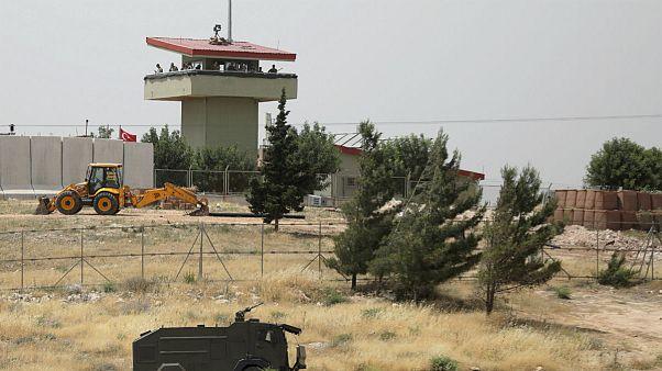 حمله به یکی از پایگاههای دیدبانی ترکیه در منطقۀ ادلب سوریه