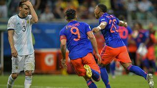 Arjantin Kolombiya Copa America