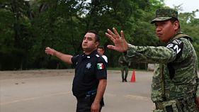 México blinda su frontera sur para controlar la inmigración