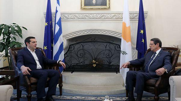 Κοινό μέτωπο Ελλάδας - Κύπρου κατά των τουρκικών προκλήσεων