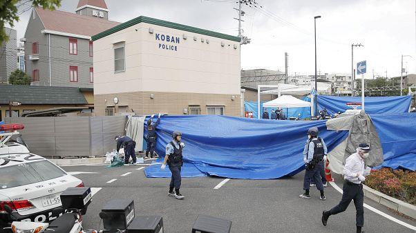 تعرض ضابط شرطة للطعن في غرب اليابان والأسباب لا تزال مجهولة