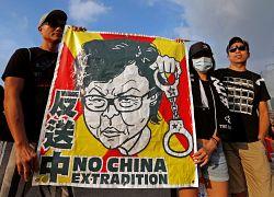 معترضان خواستار برکناری کری لام شدند