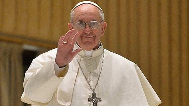 Le pape au chevet des sinistrés de Camerino