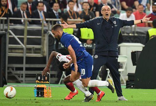 Maurizio Sarri quitte Chelsea et entraînera la Juve la saison prochaine