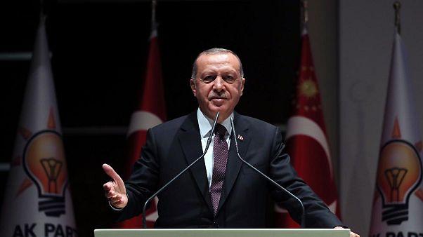 Erdoğan, doğal gaz kriziyle ilgili: Gemi personelini tutuklatacaklarmış, avucunuzu yalarsınız