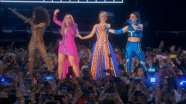 Spice Girls anunciam concertos em 2020