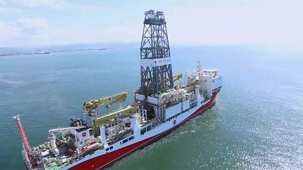 Türkei und Zypern streiten um Erdgas im Mittelmeer