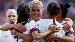 Mondiali femminili 2019: volano agli ottavi Usa e Svezia