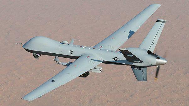 سنتکام: حوثیها پهپاد ایالات متحده را در یمن با کمک ایران ساقط کردند