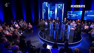 Theresa Mays Nachfolge: TV-Debatte ohne Favorit Johnson
