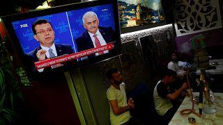 23 Haziran seçimleri: İmamoğlu-Yıldırım tartışmasından sonra ilk anket sonuçları
