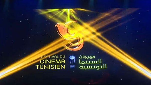 مهرجان السينما التونسية يمنح عشرين جائزة ويكرم الممثلة عائشة بن أحمد