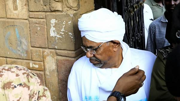 Sudan's ex-president Bashir charged with corruption, appearing in public for first time since coup