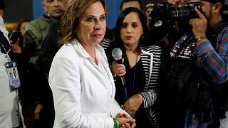Гватемалу ожидает второй тур президентских выборов