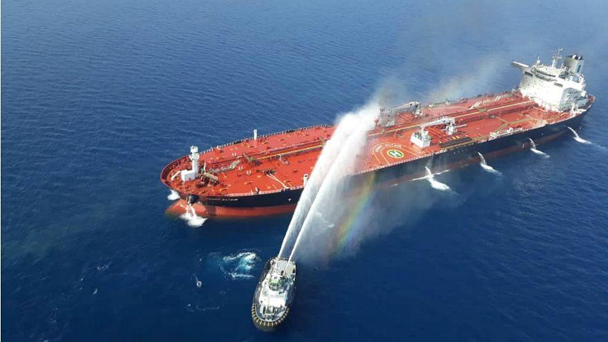 ارتفاع أسعار النفط عقب الهجوم على ناقلات في خليج عمان