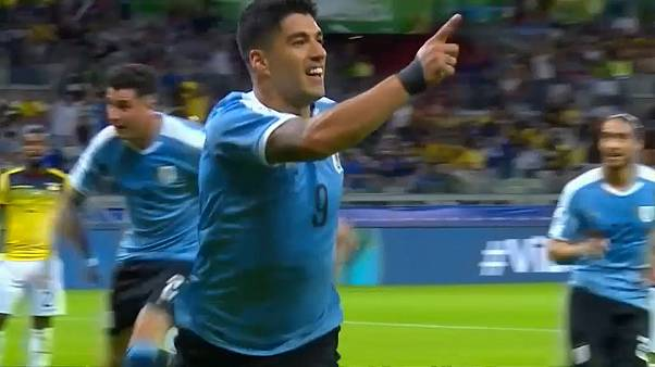 Copa-América: Uruguay schlägt Ecuador 4:0