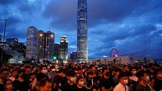 История протестов в Гонконге