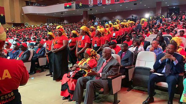 Há mais mulheres no Comité Central do MPLA