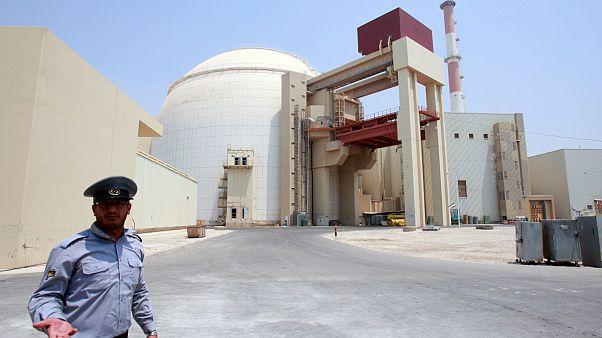 İran nükleer tesis