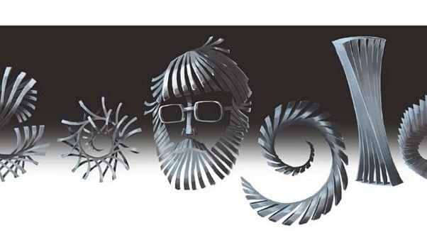 Google Türk Da Vinci olarak bilinen İlhan Koman'ı doodle yaptı