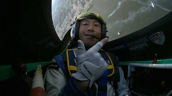 Yoshihide Muroya is the only pilot from Japan in the history of the sport