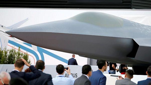 نمایشگاه هوایی پاریس؛ نسل جدید جنگندههای اروپا معرفی شد