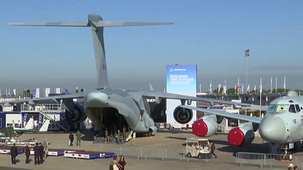 Paris Air Show: Boeing bedauert, Airbus verkauft