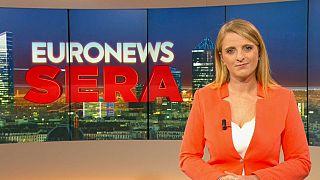 Euronews Sera   TG europeo, edizione di lunedì 17 giugno 2019