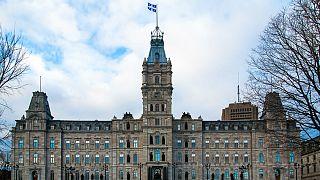 ساختمان مجلس ملی کبک