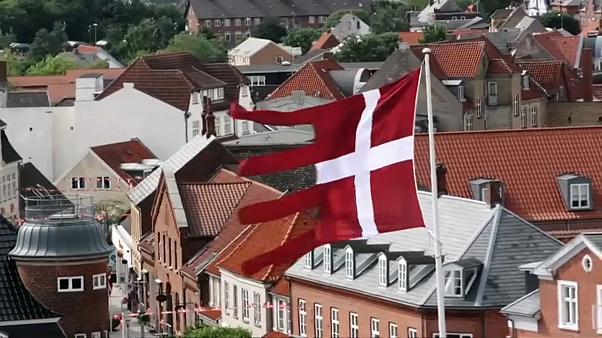 The Danish flag is known as the the Dannebrog