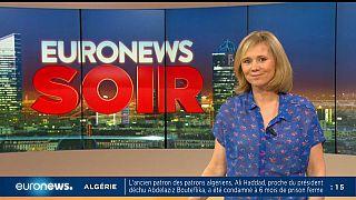 Euronews Soir : l'actualité du lundi 17 juin 2019