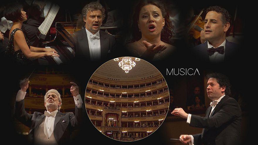 Gala de lujo en La Scala con los grandes de la música clásica