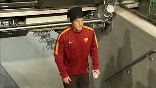 Storico addio di Francesco Totti alla Roma