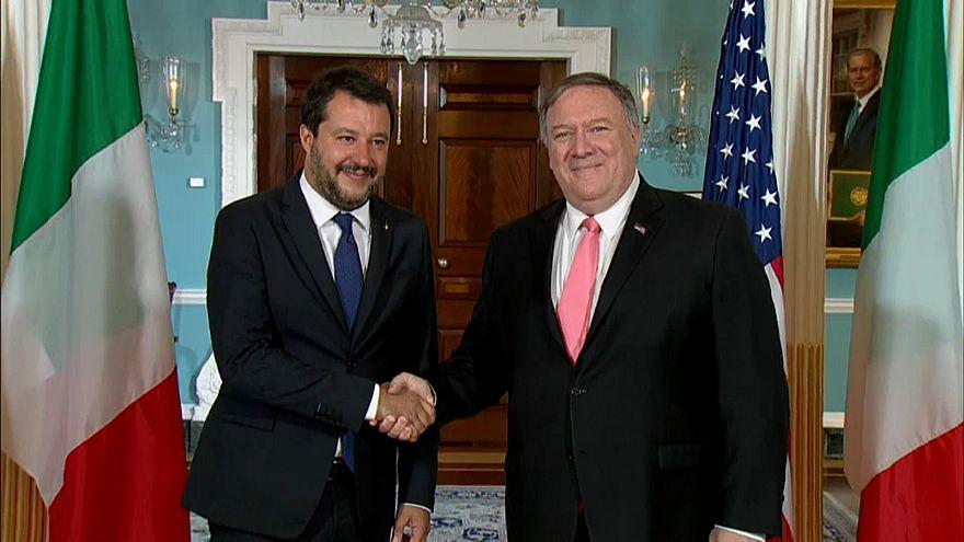 Salvini subraya su cercanía con EEUU