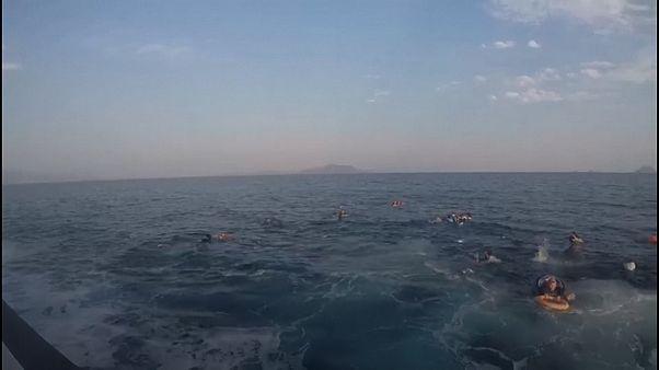 عکس گرفته شده از ویدئوی رویترز