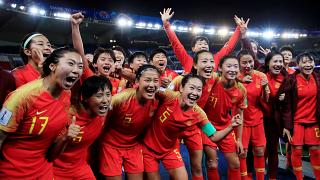 Li Ying's goal hands China a win over South Africa